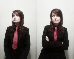 Gerard Way cosplay2 by MilanieMori