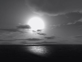 Moonlight by raheel07