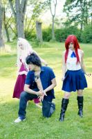 Fairy Tail Team Fight by Lightning--Baron