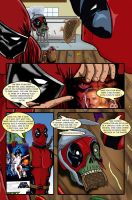 Deadpool Corp: Old vs New by UnbalanceOne
