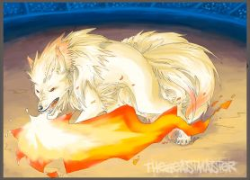 Ninetails by TheBeastMaster