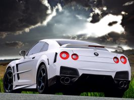 Nissan GT-R.O.N. by 7RON7