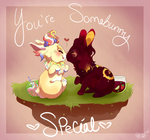 A Special Somebunny by qatsby