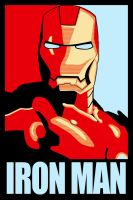 Iron Man by goody-2-shoes