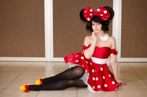 Minnie Mouse !! by PuchysLove