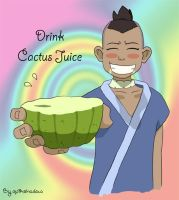 Drink Cactus Juice by quikshadow