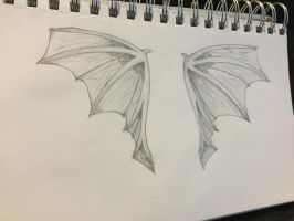 Dragon Wings by TinyMythicals