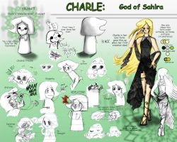 VoI: Meet Charle by Little-Lovely