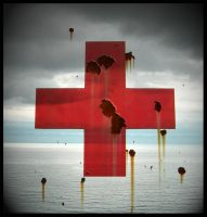 red cross by rumikel