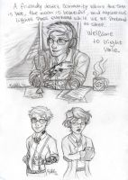 WTNV Sketches by lauu7