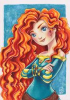 Merida - Brave by Kattvalk