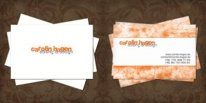 Business Card v1.0 by LaCaroratcha