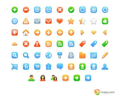 Free icons 3 by Andy3ds