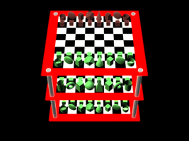 Chess, chess, chess by man-in-shack