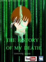 Poster: 'The history of my death' by artistYah