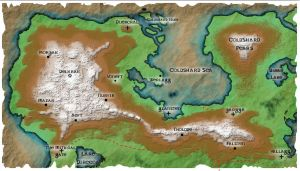 Map of Crystalwind by Anararion