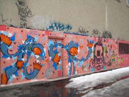 Graffiti Stock 08 by willconquers-stock
