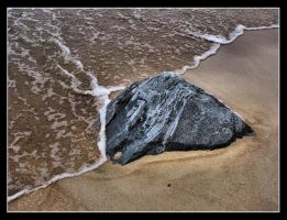 IMG 3376 Water Sand and Rock by CitizenOlek