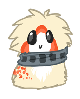 Sunny the Scarfblob by Reneah