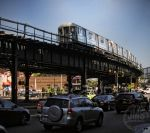 1 Train Rounding Bend by steeber