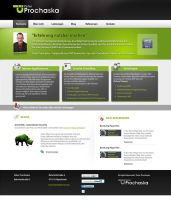 peter - website redesign by prkdeviant