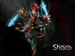 Shaco The Demon Jester by DEV-RB