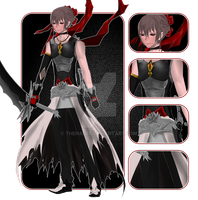 The Hades - Adoptable - Vampire Knight [ OPEN ] by thehades