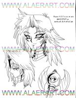 Marik Da Lovely Bishieeee by alaer