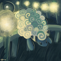 mareep by blubified