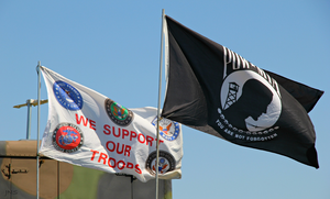 We Support Our Troops by JNS0316