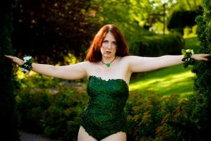 Poison Ivy's Stare by photosynthetique