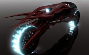 Velocity Bike Concept by Syklon