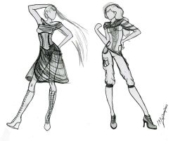 steampunk militar ready to wear by Animefeiry2