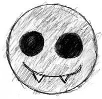 vampire smiley icon by abcdoremi123