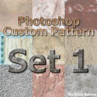 Photoshop Patterns Set 1 by YesOwl