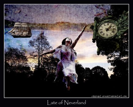 Late of Neverland by druid69