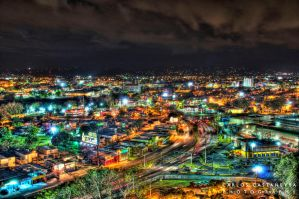 Bayamon Night Lights by Charlie-Framer