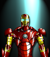 Iron Man Mark III by SlightlyImperfectPro