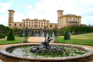 Osborne house Stock 18 by Malleni-Stock