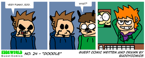 EWGUESTCOMIC No. 24 - Doodle by SuperSmash3DS