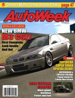 Pseudo cover of 'Autoweek' by TreborDesigns