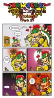 Bowser's Late Christmas Present - Part 2 by WildGirl91