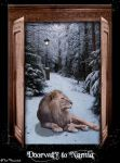 Doorway To Narnia by The-Fairywitch