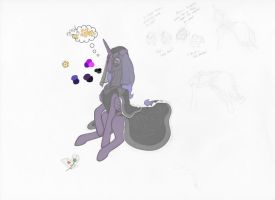 MLP - FoE: Project Horizons - Lacunae partial by Shachza