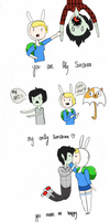 You are my sunshine by I-Love-marshall-lee