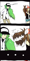 N the creeper hairist part two by The-EverLasting-Ash