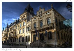 Palais Grand Ducal by JoelRemy222