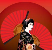 Geisha by Ly001