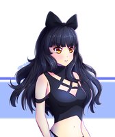 Blake Belladonna vol.4 [+speedpaint!] by senapon