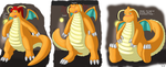 Dragonite at the Museum Pg 4 by Banana-of-Doom2000